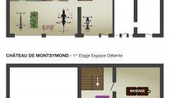 Espace detente Montsymond